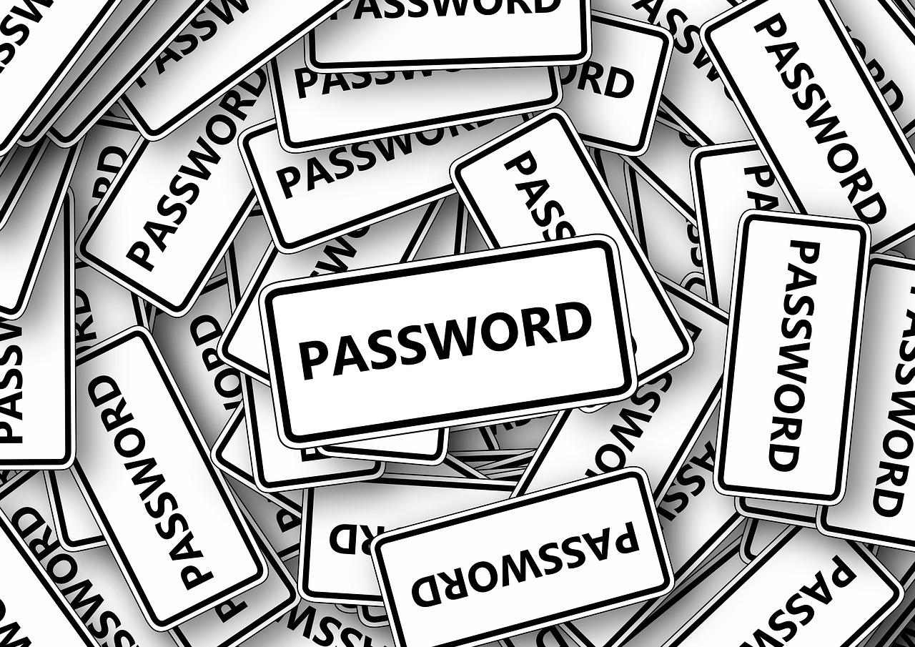 Password list